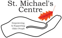 St Michael Centre Company Logo Design 213px