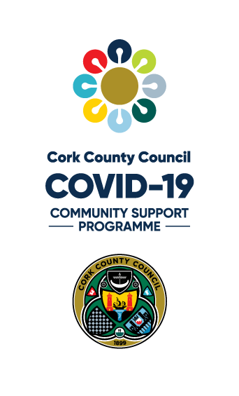 cork county council covid 19 community support programme logo