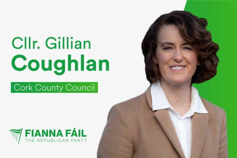 cllr gillian coughlan fianna fail cork county council card 1024x683 1 768x512